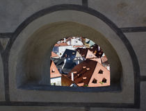 Cesky Krumlov Royalty Free Stock Photo