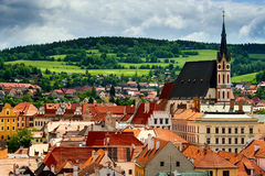 Free Cesky Krumlov Royalty Free Stock Photography - 26310427