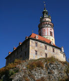 Cesky Krumlov Castle Royalty Free Stock Image