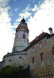 Cesky Krumlov Castle Royalty Free Stock Images