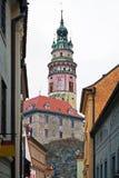 Cesky Krumlov Castle Stock Photography