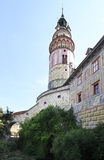 Cesky Krumlov Castle. Stock Photos