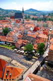 Cesky Krumlov, Czech Republic Royalty Free Stock Photography