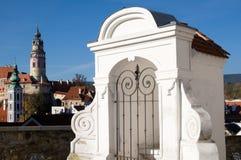 Cesky Krumlov, Czech republic Stock Images