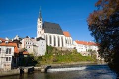 Cesky Krumlov, Czech republic Royalty Free Stock Image