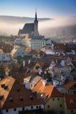 Cesky Krumlov, Czech republic Royalty Free Stock Photos