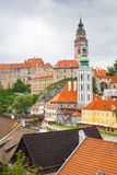 Cesky Krumlov, Czech Republic. UNESCO. Stock Images