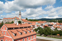 Cesky Krumlov, Czech Stock Images