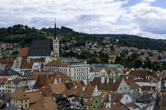 Cesky Krumlov. Royalty Free Stock Photography