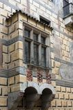 CESKY KRUMLOV, RÉPUBLIQUE DE BOHEMIA/CZECH - 17 SEPTEMBRE : État Cas photo libre de droits