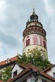 CESKY KRUMLOV, RÉPUBLIQUE DE BOHEMIA/CZECH - 17 SEPTEMBRE : État Cas photos libres de droits