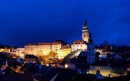 Cesky Krumlov, Republika Czech Fotografia Stock