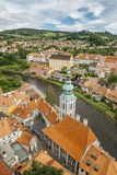 cesky krumlov republika czeska fotografia royalty free