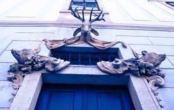 Cesky Krumlov, Tsjechische Republiek Stock Afbeeldingen