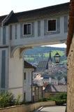 Cesky Krumlov view Royalty Free Stock Image
