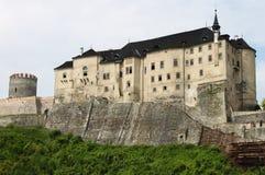 cesky sternberk κάστρων Στοκ φωτογραφία με δικαίωμα ελεύθερης χρήσης