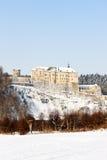 cesky sternberk κάστρων Στοκ Φωτογραφία