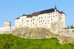 cesky sternberk κάστρων Στοκ Φωτογραφίες