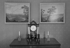 CESKY STERNBERK - 24-ОЕ МАЯ: Замок Cesky Sternberk 24-ОЕ МАЯ 2014 Стоковые Фотографии RF