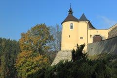 Cesky Sternberk castle Royalty Free Stock Images