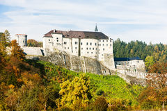 Cesky Sternberk Castle Stock Photography