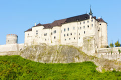 Cesky Sternberk Castle Stock Photos