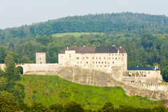 Cesky Sternberk Castle Royalty Free Stock Photo