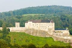 Cesky Sternberk Castle Royalty Free Stock Photo