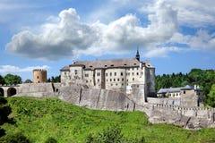 Cesky Sternberk castle, Czech republic Royalty Free Stock Image