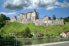 Cesky Sternberk castle, Czech republic Royalty Free Stock Photo