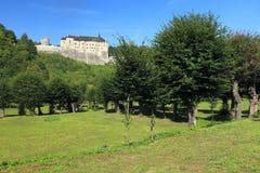 Cesky Sternberk castle Stock Photo