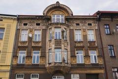Cesky Tesin in der Tschechischen Republik lizenzfreies stockbild