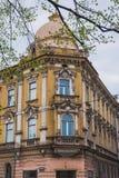 Cesky Tesin i Tjeckien arkivbilder