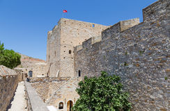 Cesme castle, Cesme, Turkey Stock Image