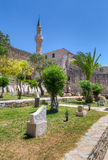 Cesme castle, Cesme, Turkey Stock Photos