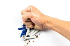 Cessez le fumage Image libre de droits