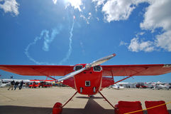 Cessna 140 Stock Photography