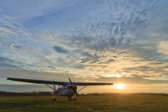 Cessna 172 Stock Photography