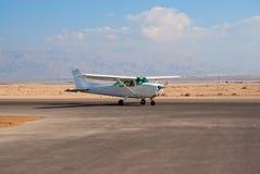Cessna-172 Royalty-vrije Stock Fotografie