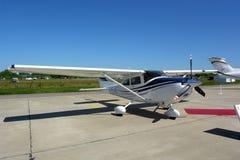 Cessna 182T Skylane stockbilder