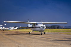 Cessna 205 - Skywagon superbe Photo libre de droits