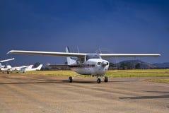 Cessna 205 - Super Skywagon Royalty Free Stock Photo