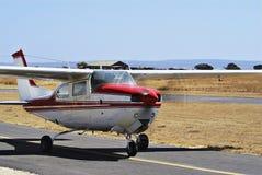 Cessna 210 - dichter 02 Royalty-vrije Stock Foto's