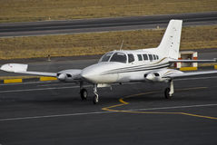 Cessna 402B Utiliner/Businessliner Royalty Free Stock Images