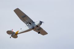 Cessna Bird Dog Royalty Free Stock Images