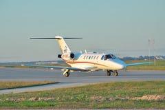 Cessna Citation Jet CJ2 Stock Image