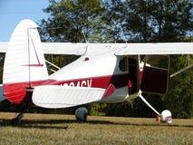 Cessna classique admirablement reconstitué 170 Image libre de droits