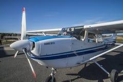 Cessna-Falke XP II LN-ACA stockbilder