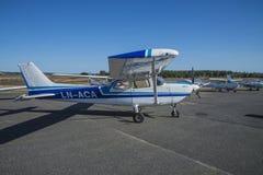 Cessna-Falke XP II LN-ACA Stockfoto