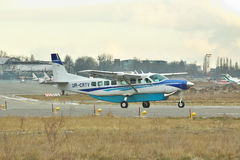 Cessna 208 Grand Caravan Royalty Free Stock Images